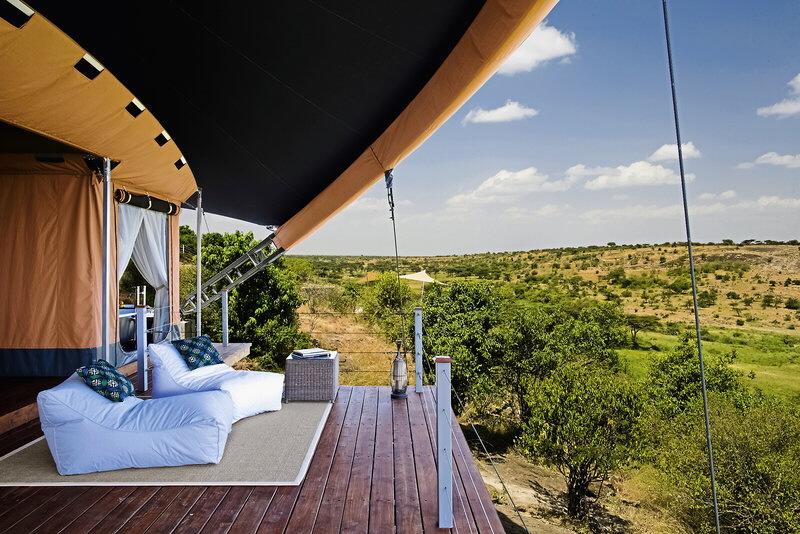 Mahali Mzuri Richard Branson S Safaricamp