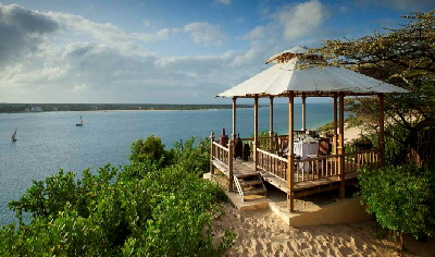Insel Lamu Beachhouse in Shella